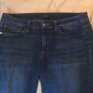 Joes Dark Denim Jeans.